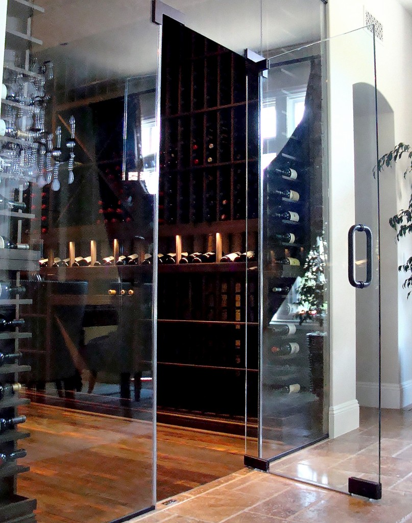 starting a residential wine cellar in san francisco california. Black Bedroom Furniture Sets. Home Design Ideas
