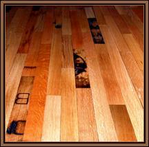 Rclaimed Oak Barrel Flooring