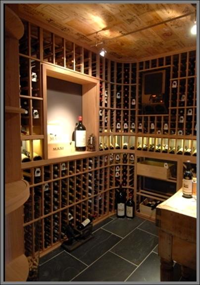 Get your one cellar design today!