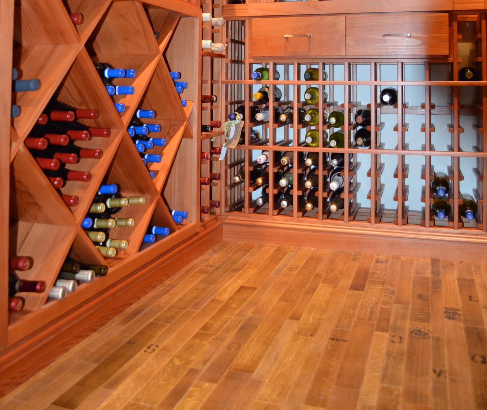 Floor Wine Cellar Photo Of The Wine Cellar Edmonton Ab