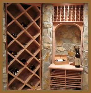 Wine Cellar Spec designs beautiful & durable wine cellars in CA