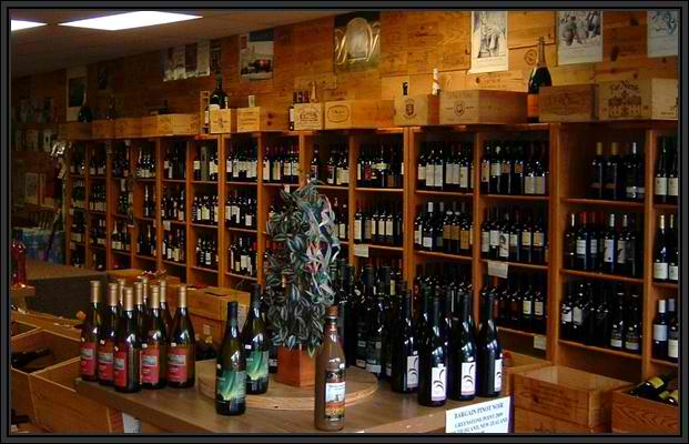 Commercial Custom Wine Racks Orange County California