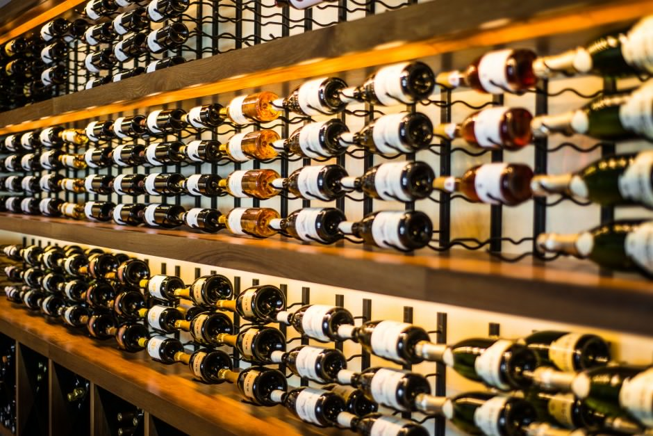 Commercial Custom Wine Cellars In Orange County California