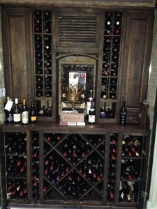 Home Wine Cellar Yorba Linda California