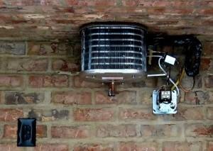 Yorba Linda Wine Cellar Cooling System
