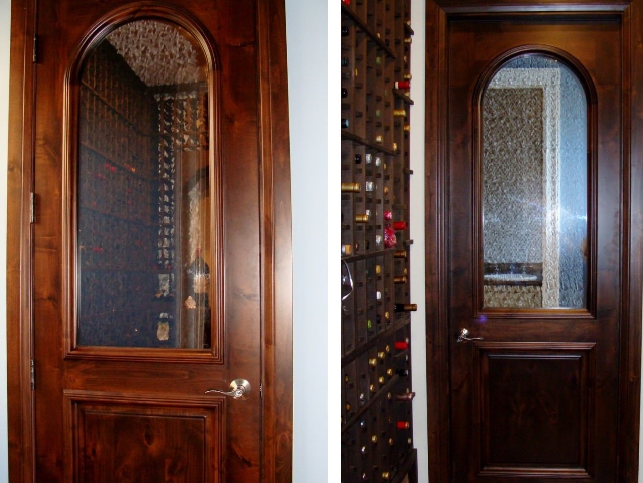 Dependable Doors For Ideal Wine Cellar Rooms In California