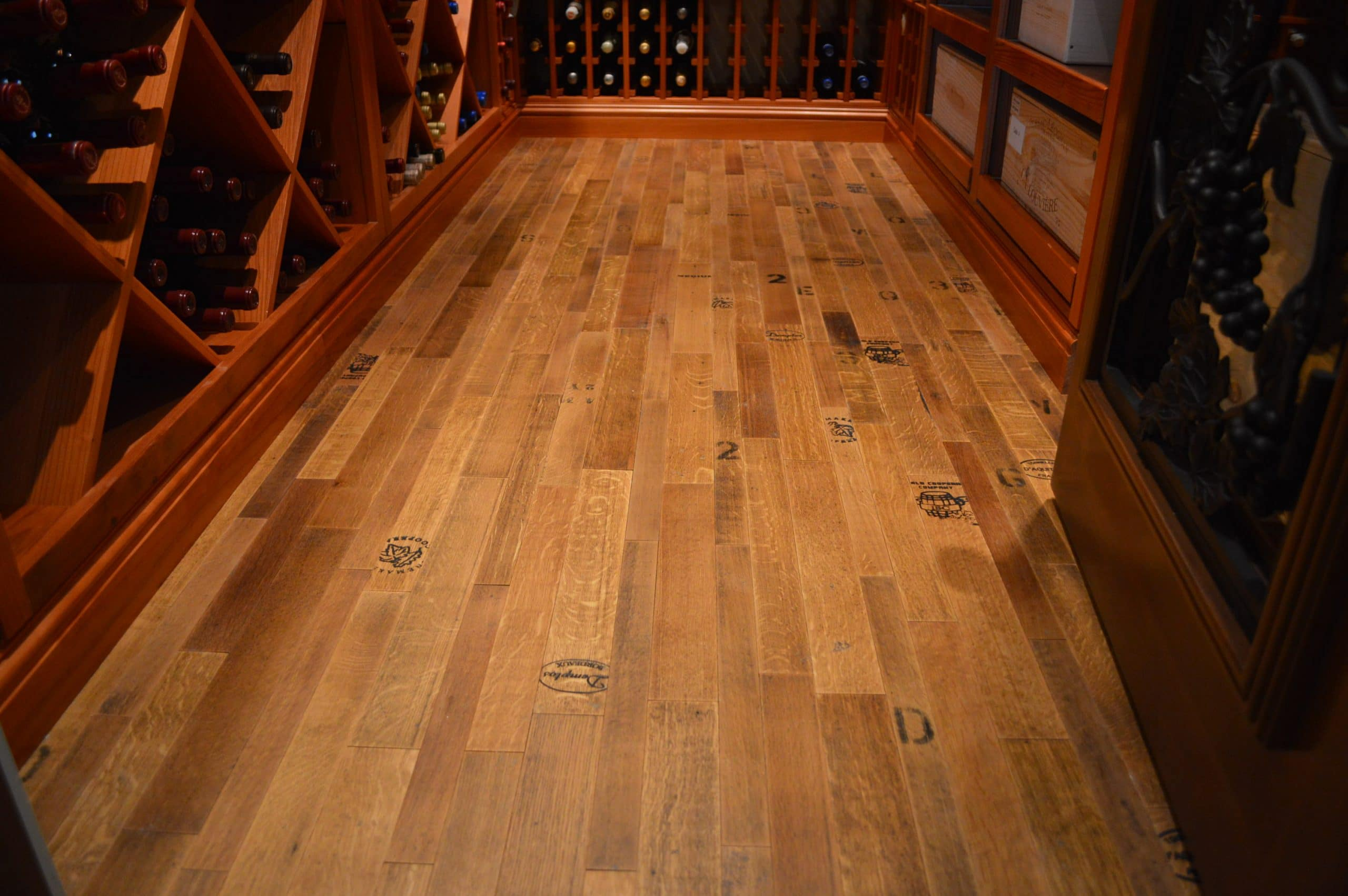 A guide for construction experts building a custom wine for Wine cellar in floor