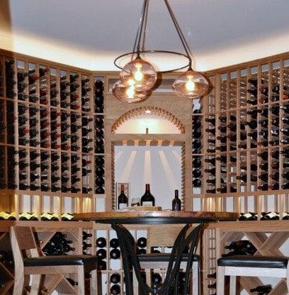 wine room lighting. Click For A Larger Image! Wine Room Lighting T
