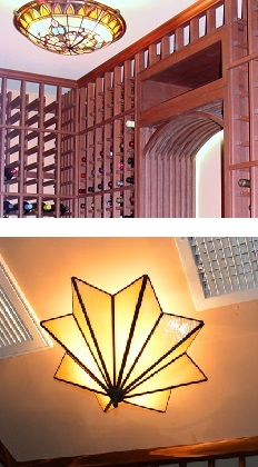 Click for a larger image! & Best Lighting Options for Custom Wine Cellars: Energy-Saving Lamps
