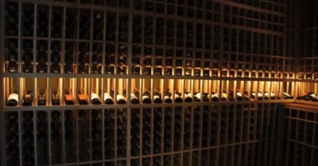 wine cellar lighting. click for a larger image wine cellar lighting i