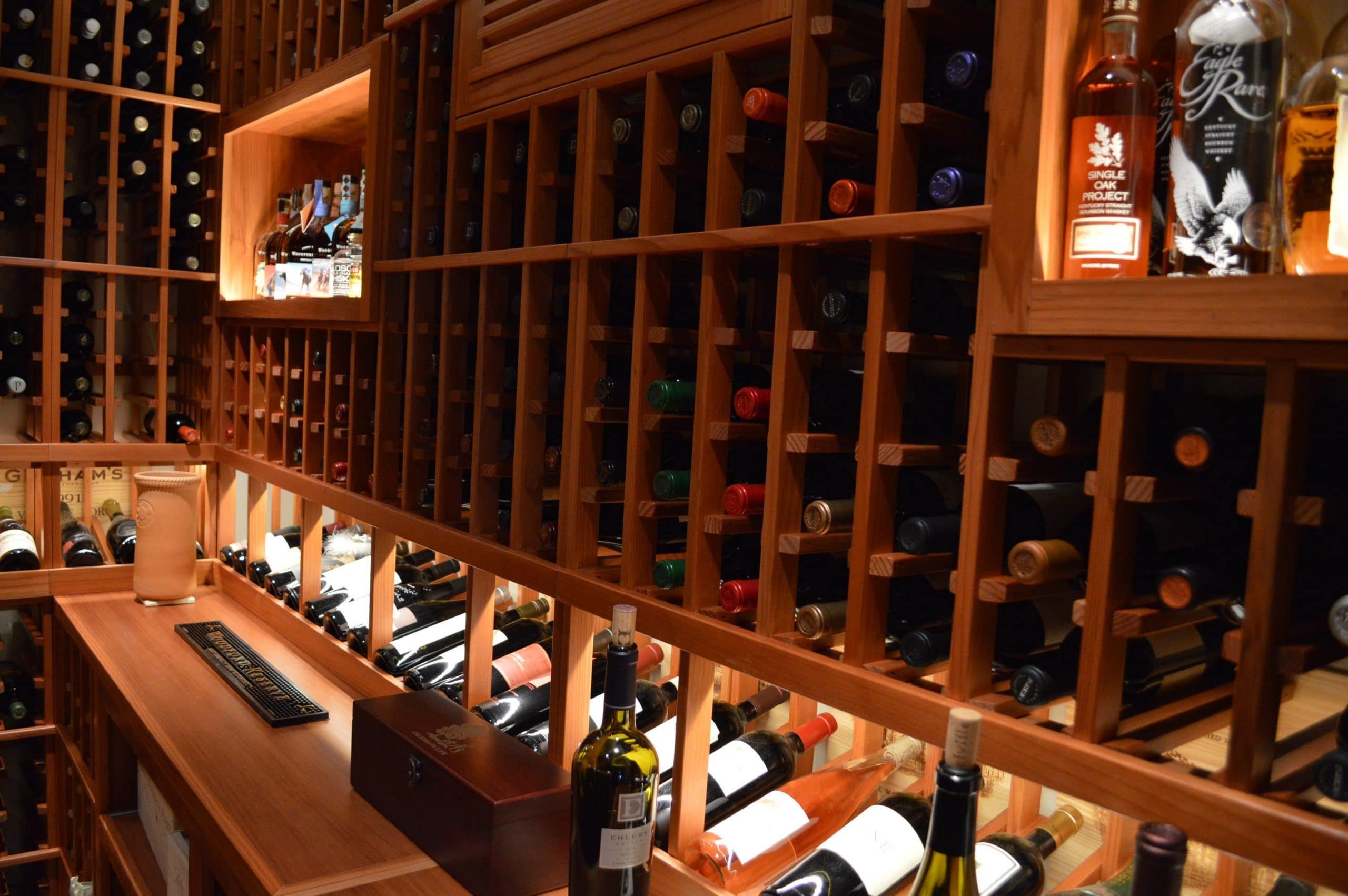 Hot Wine Cellar : Do i need a humidifier in my wine cellar tips from