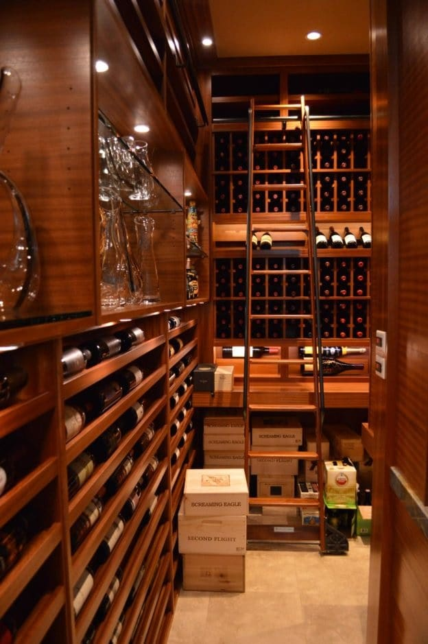 custom wine cellar expansion increasing bottle capacity for the avid collector. Black Bedroom Furniture Sets. Home Design Ideas
