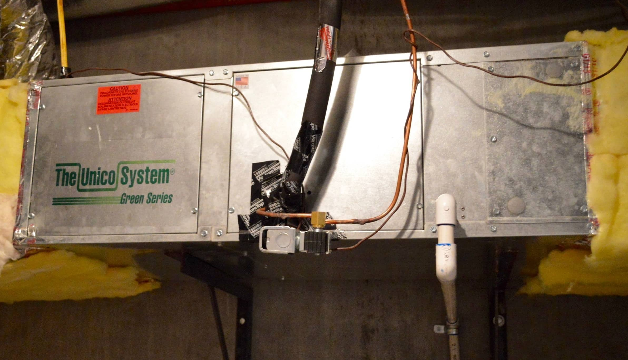 Read more about where this HVAC unit was installed!