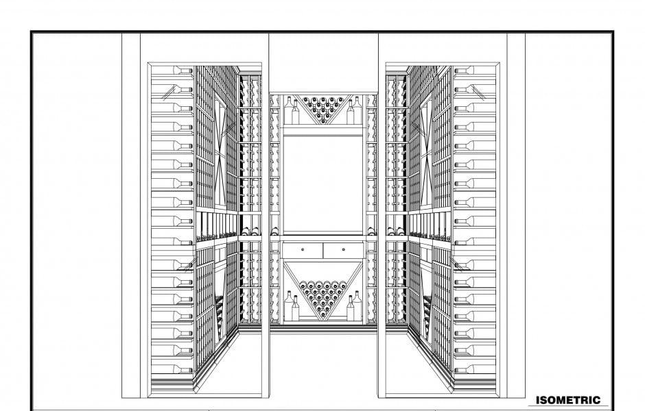 3d wine cellar blueprint design construction san francisco custom blueprint design construction san francisco august 23 2017 940 600 malvernweather Images