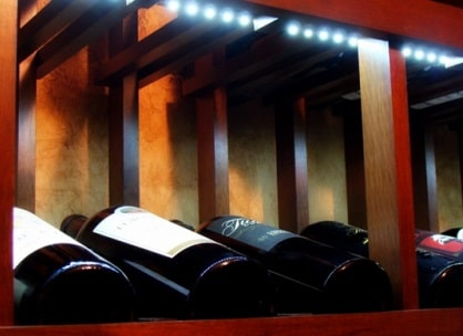 More about wine cellar lighting here!