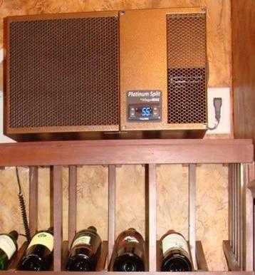 wine cellar cooling unit installation sausalito california. September 11 2017 358 × 386 ... & wine cellar cooling unit installation sausalito california | Custom ...