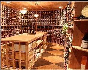 Best Lighting Options For Custom Wine Cellars Energy Saving