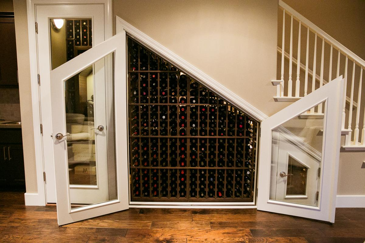 Pleasing 70 Home Wine Cellar Closet Design Decoration Of Small Wine Rooms Wine Closets Wine