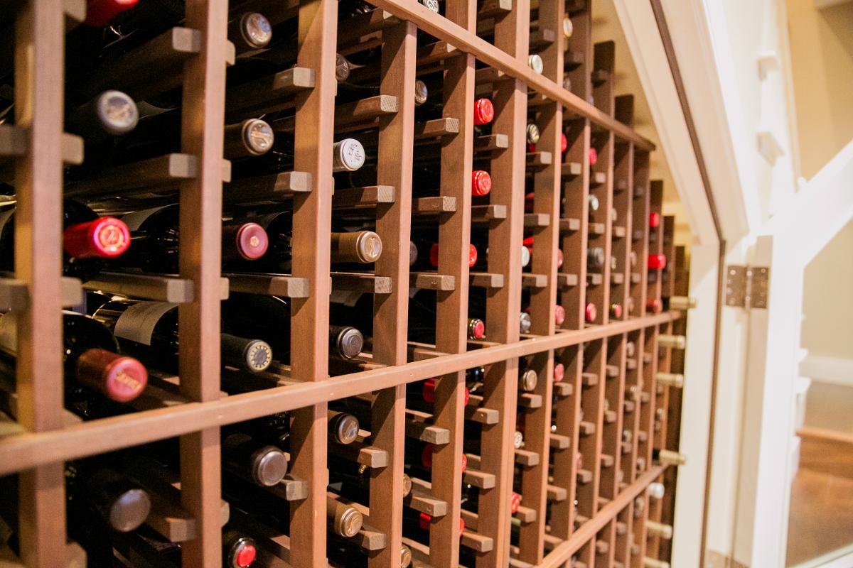 Convert A Closet Into A Custom Wine Cellar Rackspace
